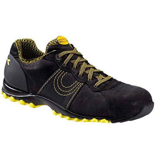 Diadora Beat Low S3 Hro, Chaussures de Travail Mixte Adulte Noir (Nero)
