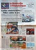 Telecharger Livres NOUVELLE REPUBLIQUE LA N 19110 du 10 09 2007 INDRE ET LOIRE LA COUR D APPEL DE TOURS A BOURGES GAFFES MINISTERIELLES FILLON CALME LE JEU LA CONTRE ATTAQUE DES PARENTS DE MADDIE EDITORIAL REPRISE EN MAIN PAR HERVE CANNET TOURS DES MOTOS PAR MILLIERS ET DES SPECTATEURS AUSSI UNE GRUE COLOSSALE ERIGEE EN PLEIN CENTRE VILLE LUZILLE UNE MONTGOLFIERE DANS DES LIGNES ELECTRIQUES CANDIDE MANIF AU PIED LEVE SOMMAIRE LE FAIT DU JOUR FAITS DE SOCIETE GRAND TOURS AG (PDF,EPUB,MOBI) gratuits en Francaise