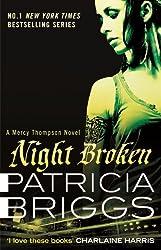Night Broken: A Mercy Thompson Novel