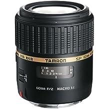 Tamron SP AF 60mm F/2.0 Di II Obiettivo Macro 1:1 per APS-C Canon