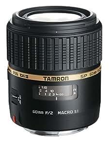 Tamron SP AF 60mm F/2.0 Di II Macro 1:1 Objektiv für Canon