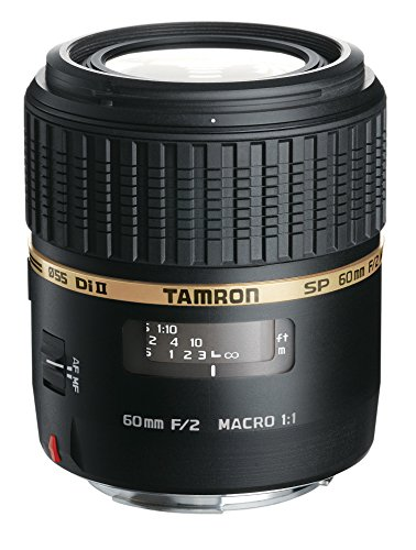 Great Buy for Tamron 60 mm / F 2.0 SP AF DI II LD MACRO-60 mm Lens