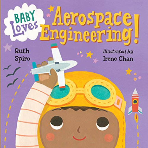 Baby Loves Aerospace Engineering! (Baby Loves Science Book 1) (English Edition) Old Flying Machine