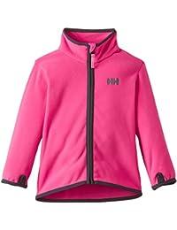 Helly Hansen K Daybreaker Fleece Jacket - Chaqueta unisex para niños, color rosa (146 magenta), talla 1