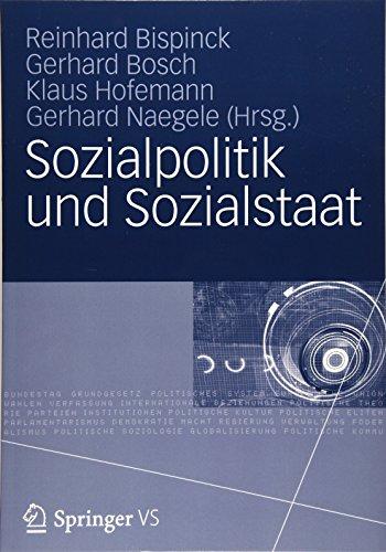 Sozialpolitik und Sozialstaat: Festschrift für Gerhard Bäcker