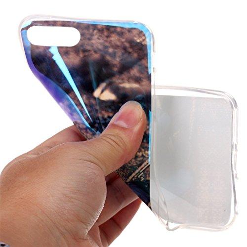 Hülle für iPhone 7 plus , Schutzhülle Für iPhone 7 Plus Magic Dandelion Muster Blue-ray TPU Soft Schutzmaßnahmen zurück Fall Fall ,hülle für iPhone 7 plus , case for iphone 7 plus ( SKU : Ip7p0939b ) Ip7p0939j