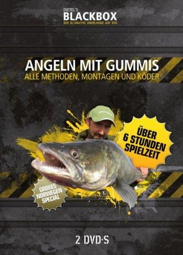 Angeln mit Gummis - alle Methoden, Montagen und Köder (2 DVD) -