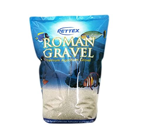 Roman Gravel White Quartz Sand, 8