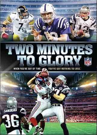 Two Minutes To Glory Football NFL DVD Ice Bowl Dvd