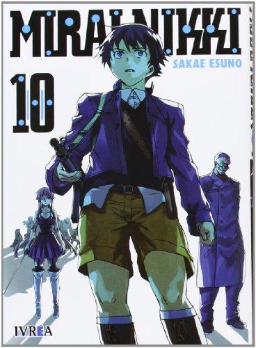 Mirai Nikki - Número 10 (Shonen - Mirai Nikki)