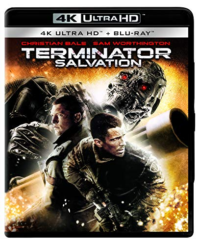 Terminator Salvation [Blu-ray] [UK Import]