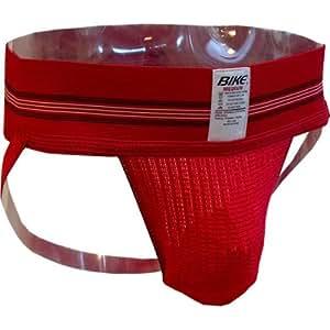 Jockstrap Bike Rouge - Red Jock Strap - Taille M