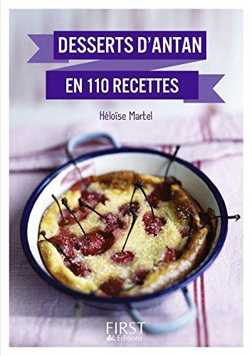 Petit Livre de - Meilleurs desserts d&#3...