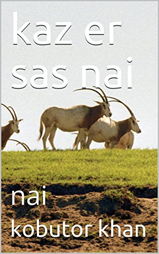 kaz er sas nai: nai (Galician Edition) por kobutor khan