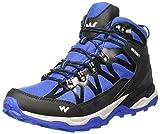 Best Hiking Boots Men - Wildcraft Unisex Blue Trekking and Hiking Boots Review