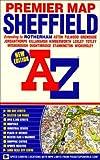 Sheffield Premier Map (A-Z Street Maps & Atlases)