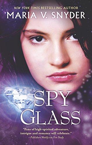 Spy Glass Cover Image