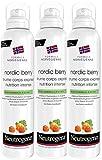 Neutrogena - Nordic Berry Brume Corps Express Nutri Intense Spray 200 ml - Lot de 3
