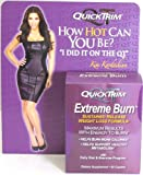 Quick Trim Extreme Burn Weight Loss Formula - Fat Burning Diet Pill to Burn Belly Fat. Endorsed by Kim Kardashian