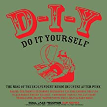 D-I-Y,Do It Yourself-the Rise of the Independent [Vinyl LP]