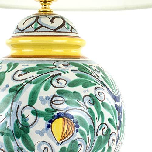 Zoom IMG-2 lume lampada in ceramica di