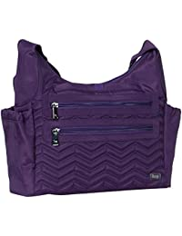 Lug Camper Cross-body Bag, Brushed Concord Cross Body Bag