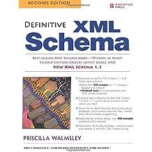 Definitive XML Schema, 2nd Edition (Charles F. Goldfarb Definitve XML)