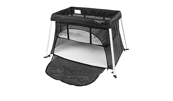 Constanzo enrico tragbar leicht reisebett mit bassinett: amazon.de: baby