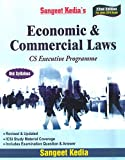 Economic & Commercial Laws (Old Syllabus) CS Executive By Sangeet Kedia Applicable for June 2019 Exam