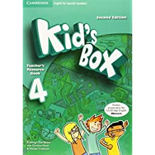 Kid's Box for Spanish Speakers Level 4 Teacher's Resource Book with Audio CDs Second Edition - 9788490367575