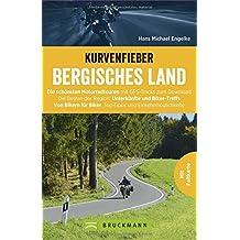 Kurvenfieber Bergisches Land: Die schönsten Motorradtouren mit GPS-Tracks zum Download. Die Besten der Region: Unterkünfte und Biker-Treffs. Von Bikern für Biker: Top-Tipps und Einkehrmöglichkeiten.