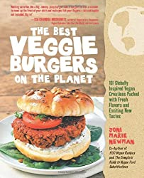 Best Veggie Burgers on the Planet