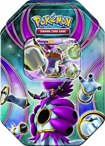 Pokemon hoopa EX Power Außerhalb Fall Collector Dose 2015versiegelt