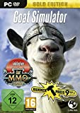 Goat Simulator - Ziegen-Simulator (Gold Edition) -