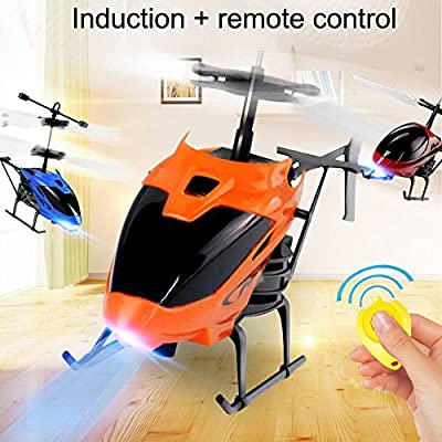 Sunday77 Drone Helicopter 2CH Flying Mini RC Flashing Infraed Induction Remote Control Aircraft Micro Channel USB Charger Toys For Kid