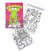 Amazonit Libri Da Colorare Bambini 0 5 Eur Libri E Quaderni Da