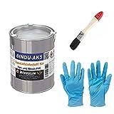 Bindu-AK5 PVC-Kleber hart- und weichkleber inkl. Pinsel und Nitrilhandschuhe zum Auftragen (700 gr....