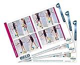 CueCards Cue Cards PowerStick Training Aqua Fitness Aquagym Aquatraining