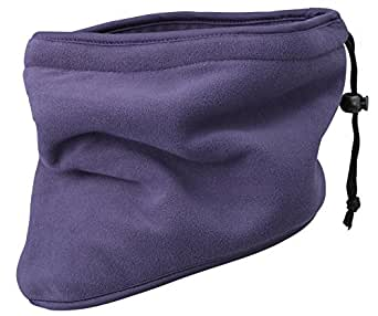 MB Premium Neck Warmer Snood with Thinsulate - 7 Great Colours MB7930 (Aubergine)