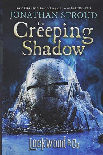 The Creeping Shadow (Lockwood and Company) por Jonathan Stroud
