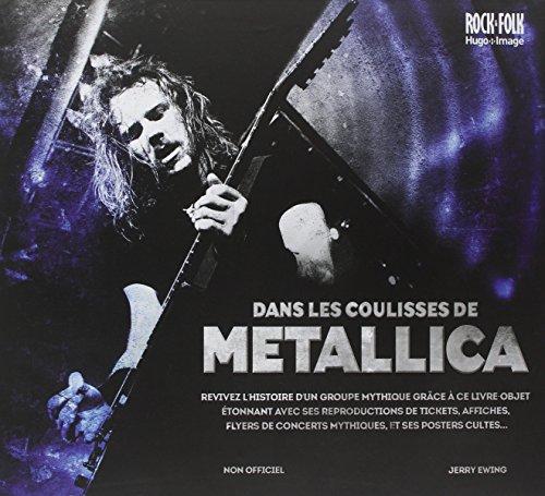 Dans les coulisses de Metallica