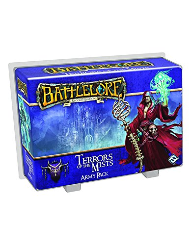 Battlelore: Terrors of the Mists Expansion Pack