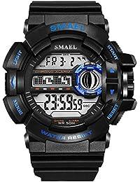 Beydodo Reloj de Estudiante Reloj Hombre Reloj Deportivo Relojes Electronicos Reloj Deportivo Reloj Impermeable Reloj a