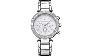 Timothy Stone COLLECTION DESIRE STAINLESS - Orologio da polso donna, colore Argento