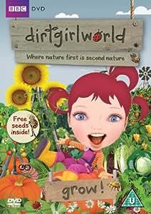 Dirtgirlworld – Grow! [DVD]