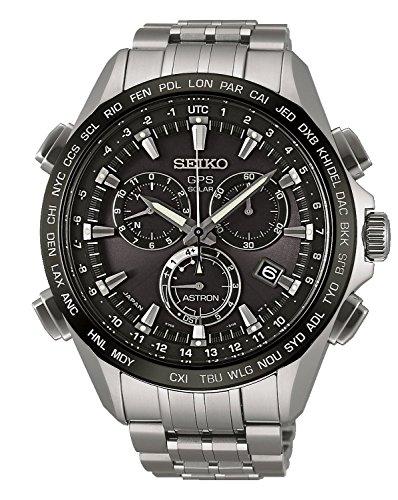 Seiko Herren-Armbanduhr SSE003J1