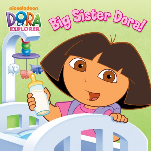 Big Sister Dora! (Dora the Explorer) (English Edition) (Big Dora)