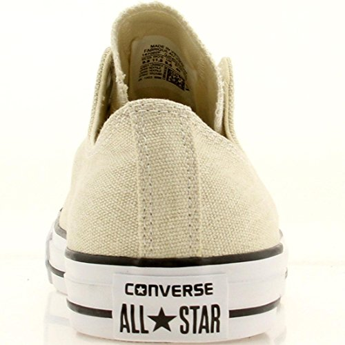 Asics Chuck Taylor Core Lea Ox, chaussures de course Homme gray / seashell / white