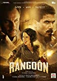Rangoon Hindi Movie DVD