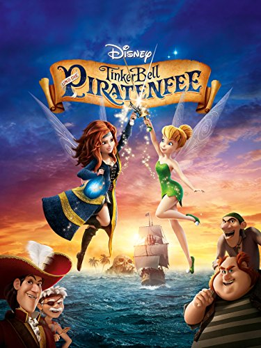 TinkerBell und die Piratenfee (Fee Piraten)
